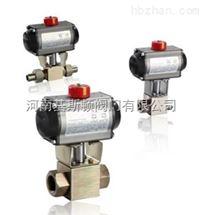 Q661N焊接式气动高压球阀