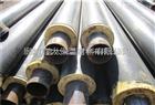 管道保温塑套钢直埋管生产流程