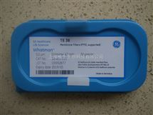 WHATMAN特氟龙TE38型PTFE过滤膜5um 47mm直径10411111