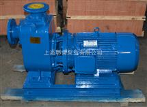 ZW/ZWL自吸式无堵塞排污泵