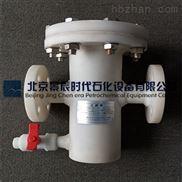 厂家直供塑料PVC篮式过滤器