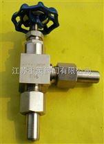 J24W-16P,J24W-25P,J24W-40P,J24W-160P不鏽鋼角式針型閥