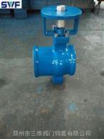 Q361F焊接加长球阀,焊接V型球阀