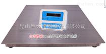 SCS304全不锈钢防水电子地磅1.2*1.5/1.5*1.*m