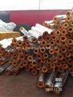 管道用加箔/贴面离心玻璃棉保温管壳/防火/绝燃玻璃棉管生产厂家