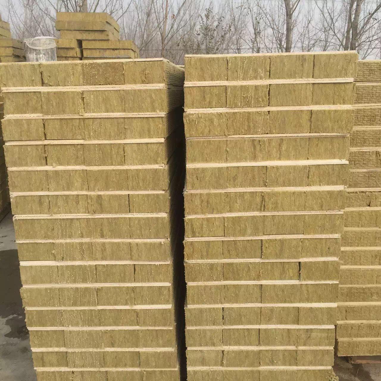 岩棉复合板首选厂家