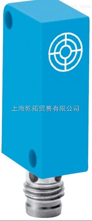 SICK接近传感器设计结构,IQ10-03BPS-KT1订货号: 7900205