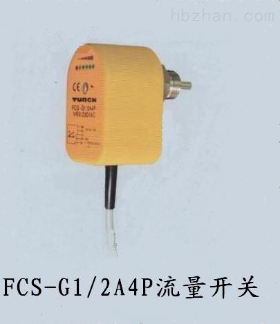 热敏元件FCS流量开关FCS-G1/2A4P-VRX/24VDC