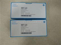 Grade597 1/2预折叠型定性滤纸110mm直径WHATMAN 10311843