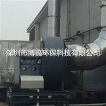 工业废气处理高效生物除臭处理装置