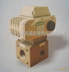 电站密封用水ZBF23QS-6~150型双动自保持球阀