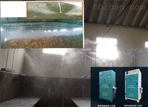 卷烟厂专用增湿器,烟草仓库喷雾降温设备,烤烟用雾化系统 如何维修 ,潮烟机