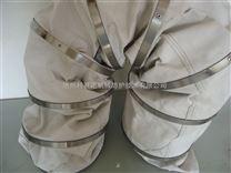 生产加工各种颗粒粉尘输送伸缩布袋