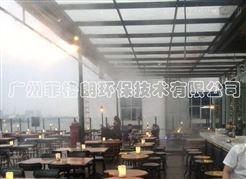岳阳露天酒吧/环保专家户外餐厅/烧烤街喷雾降温系统报价