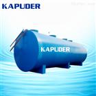 南京凯普德厂家定制地埋式一体化污水处理设备