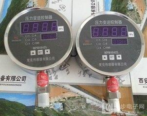 冷却进水管压力显示MPM484ZL压力变送控制器供电方式