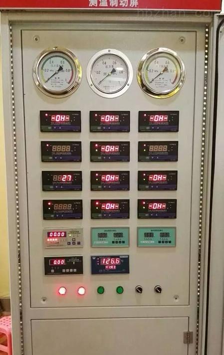 水力发电站自动化元件维修与改造WSZP-9112A测温制动屏技术