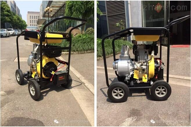 伊藤YT40DPE-2柴油自吸泵