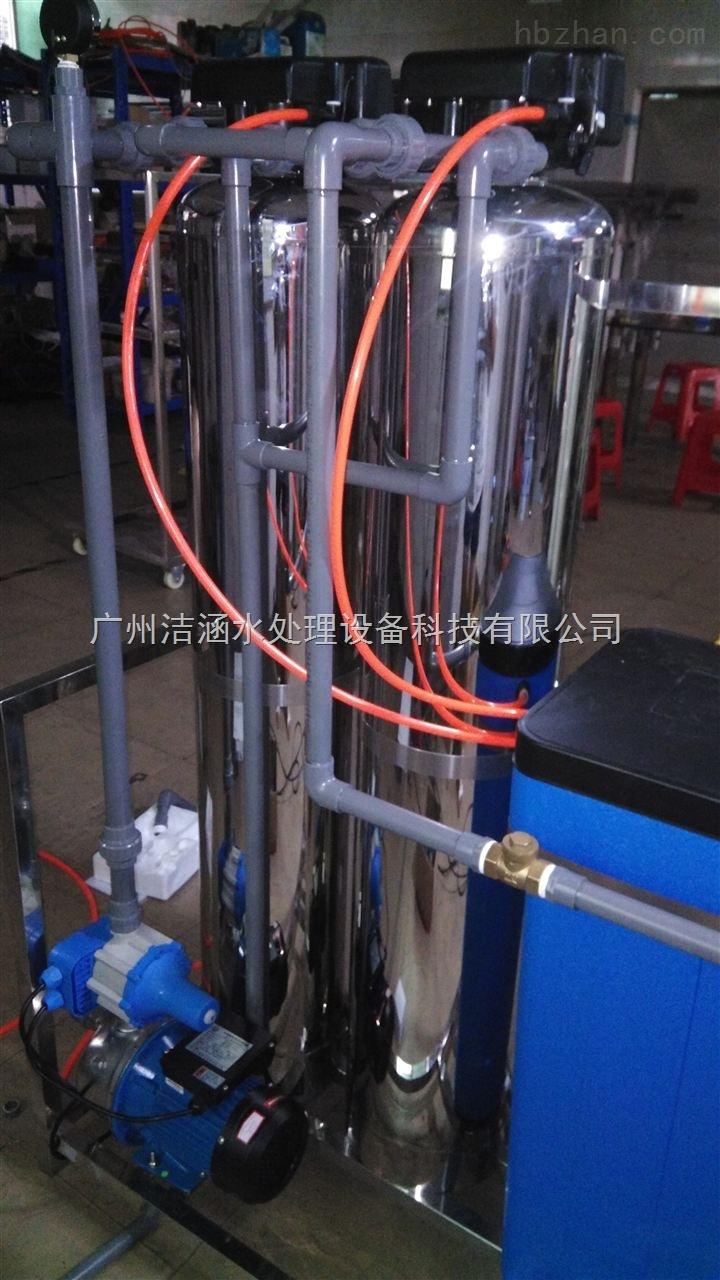 井水除铁锰系统