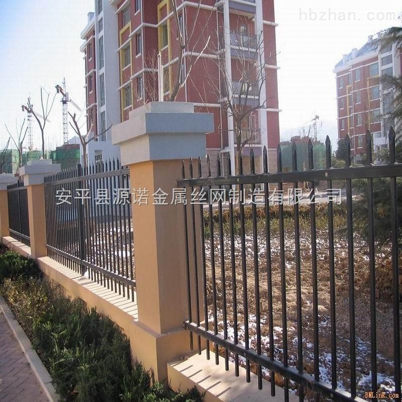 围墙铁艺栅栏 围墙铁艺锌钢护栏