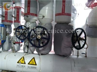 膨化机可拆卸保温套云南厂家