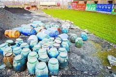 中科院提供佛山市各类污泥属性鉴定/危险废物判定检测