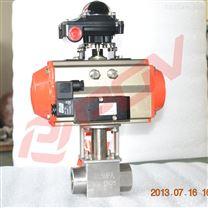 316l高壓氣動球閥