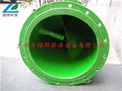 玻璃钢静态管道混合器dn65