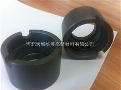 耐磨浸锑石墨环、浸巴氏合金石墨轴套供应商