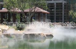 福建生態園林人工造霧系統/室外公園景觀人造霧設備生產廠家