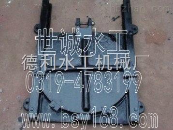 0.5M铸铁圆闸门生产销售