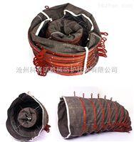 供應水泥廠水泥輸送伸縮布袋