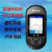 彩途N600户外GPS手持机 西安手持北斗机