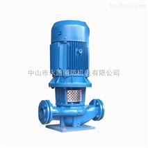 1寸空调管道循环泵 直联式单级管道离心泵 肯富来管道泵KG25-20/13