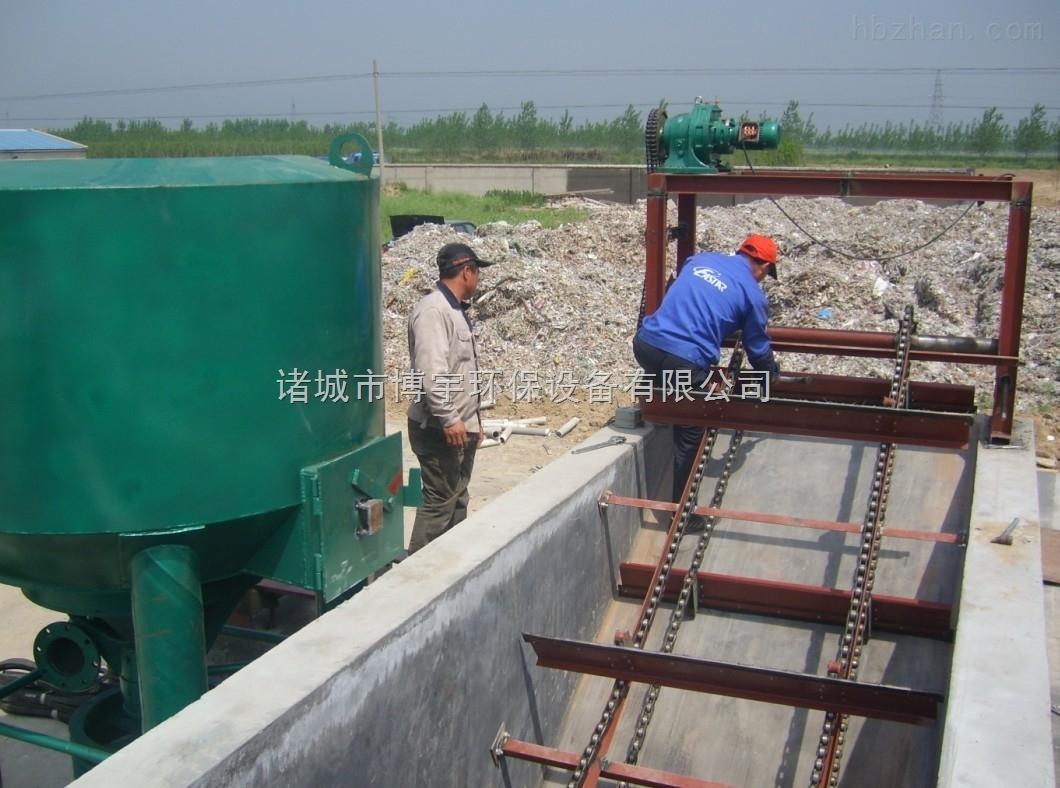 沉淀刮吸泥机设备 链板式刮泥机 >链板式刮油刮渣机图片