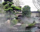 咸阳园林景观人造雾设备
