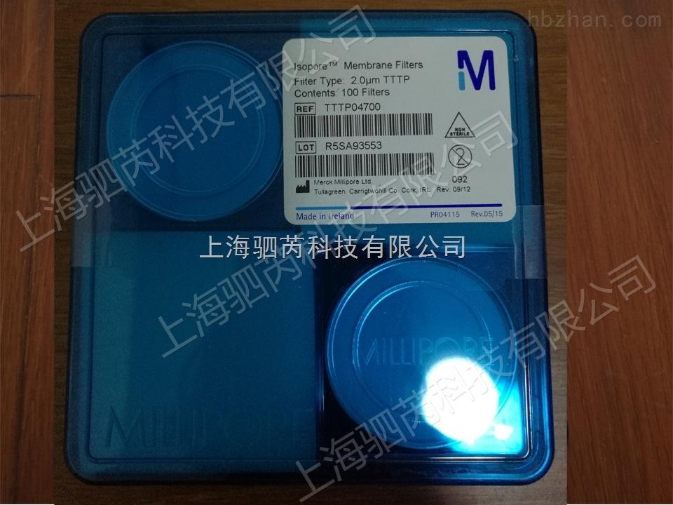 Meck Millipore密理博Isopore表面滤膜PC过滤膜2um*25mm