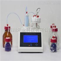 卡氏微量水份測定儀多少錢一台_禾業科技