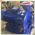 咸阳热水管道泵 ISW单级单吸管道增压泵 直联清水泵