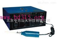中西(CXZ特价)自动超声波电火花模具抛光机 型号:E-9188C库号:M391538