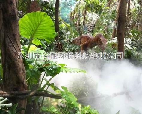 深圳商业街造雾设备景区造景设备产品要闻