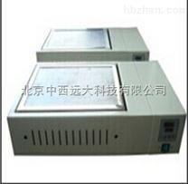 中西(CXZ)石墨電熱板 型號:ZXNK-350A庫號:M182246