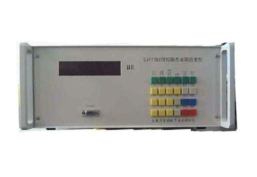 程控静态电阻应变仪(自动)