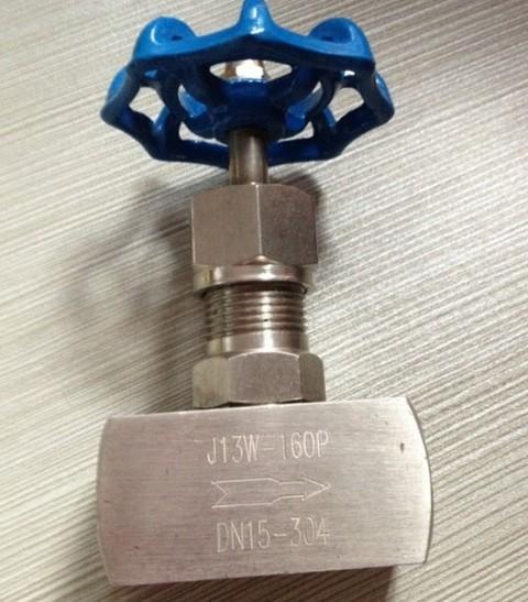 j23w不锈钢针型阀图片