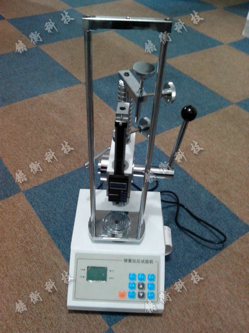 弹簧压力测试仪-手动弹簧压力测试仪