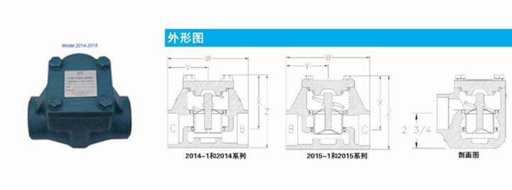 fpe温控阀2014-15参数图片
