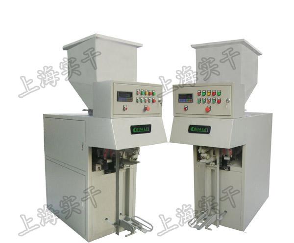 螺旋式干粉阀口包装机