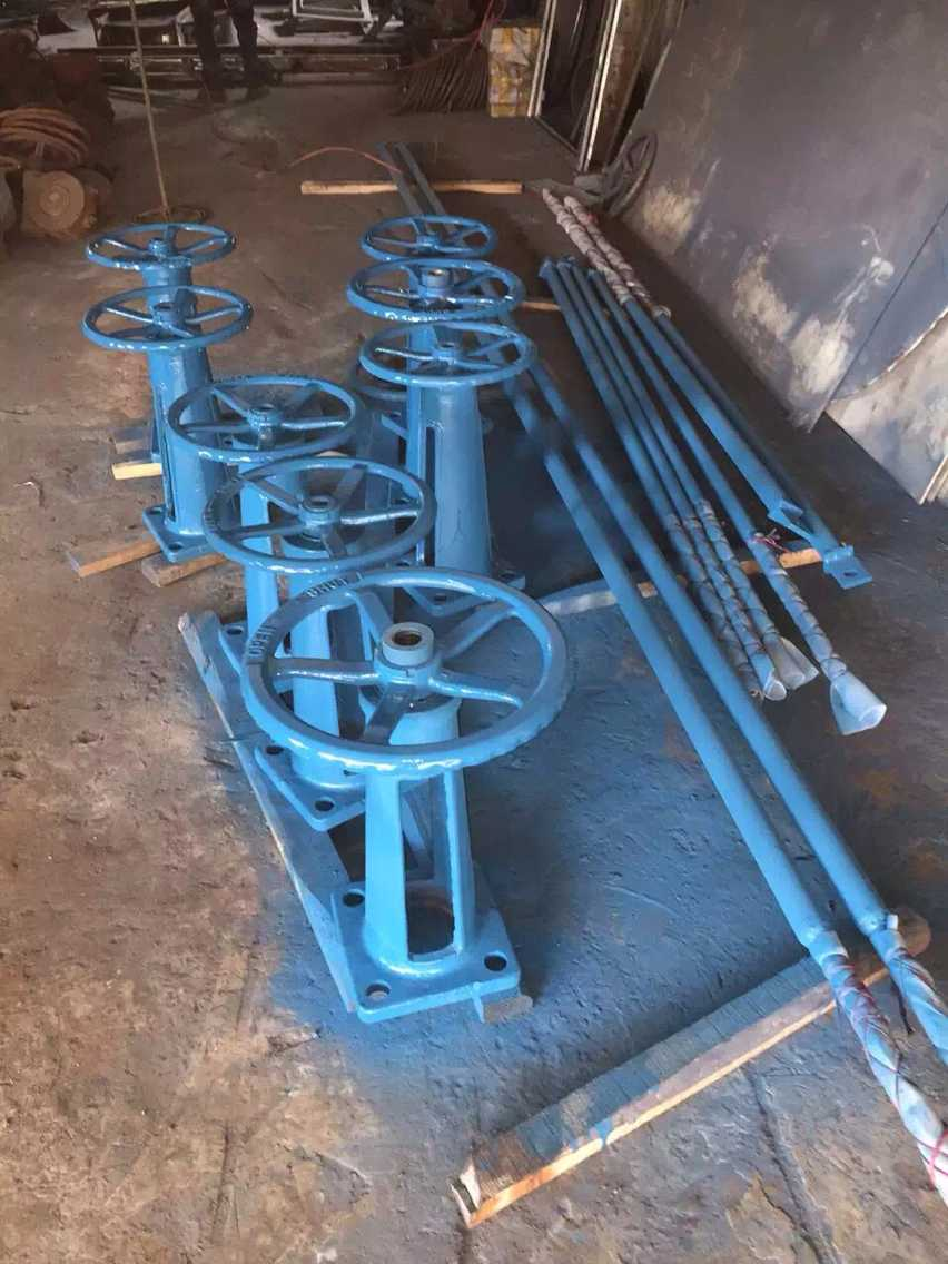 介绍 铸铁镶铜闸门采用上装式结构,在高压,大口径条件下减少了阀体