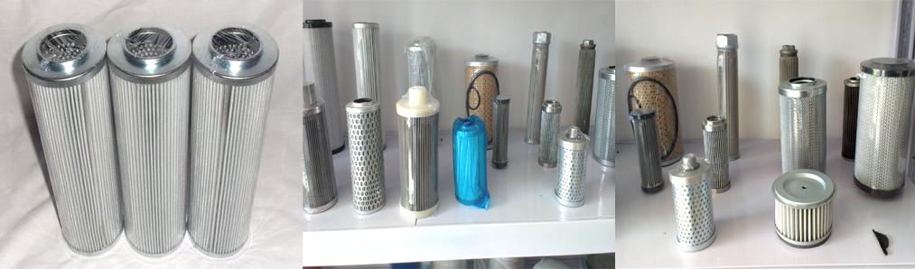 轧钢机的液压控制系统用油滤芯