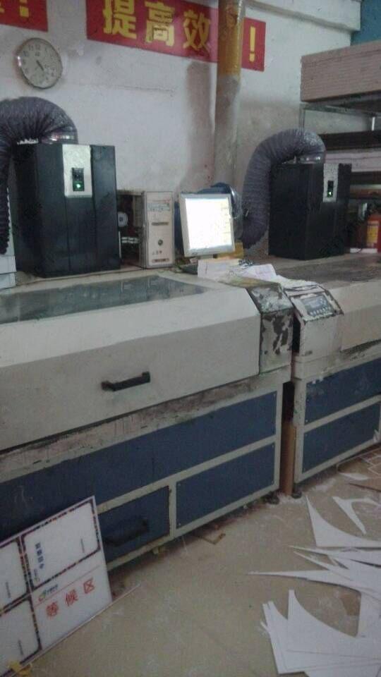 激光切割雕刻烟雾净化器常见故障处理